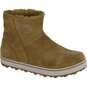 Sorel Glacy Short Boots Women delta/autumn bronze